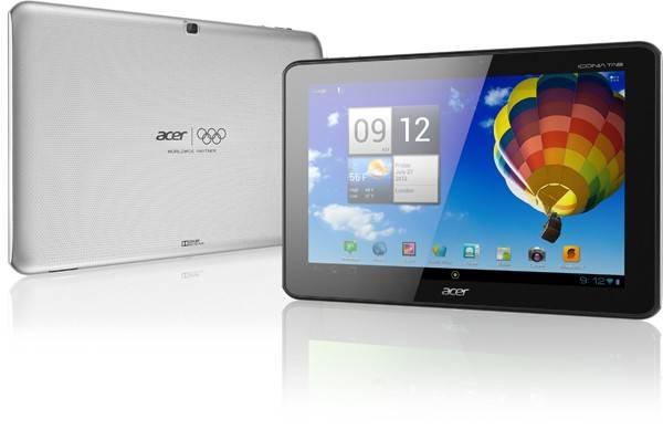 Novi Acer Iconia Tab