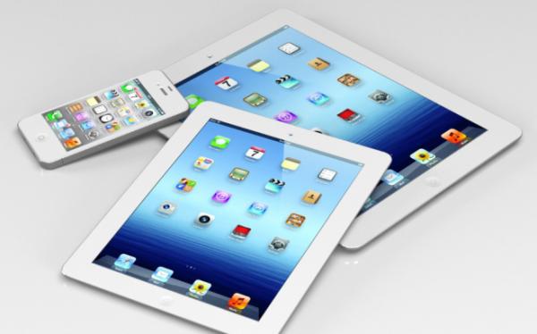 iPad mini 7,85″