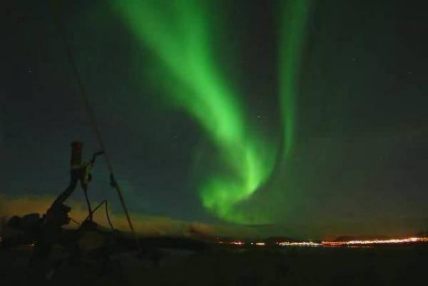 Projekat Aether snimio severna svetla