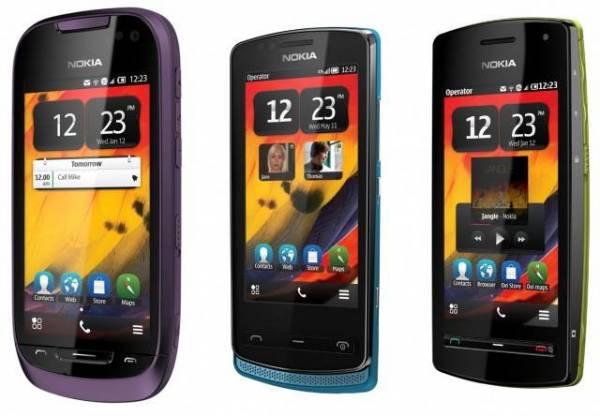 Nokia izbacuje update za 701, 700 i 603 uređaje