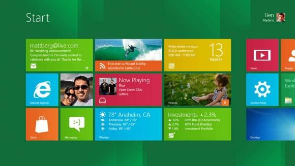 Windows 8 i Windows tableti