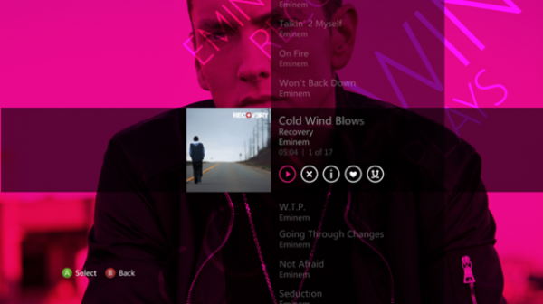 Muzička radnja od Microsoft-a