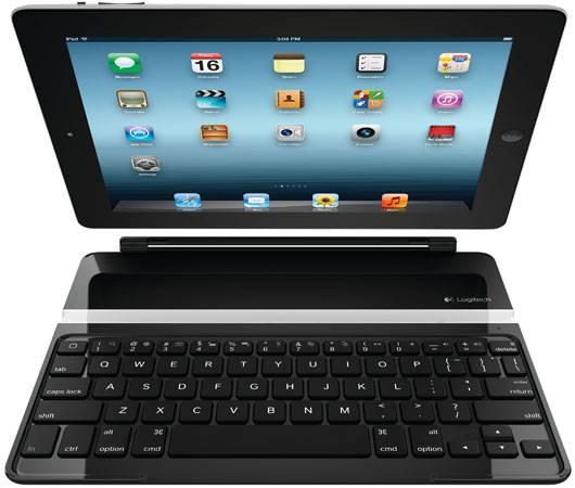 iPad tastatura