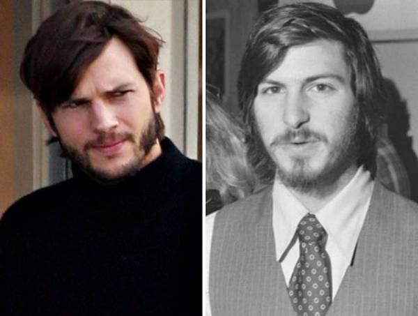 Kutcher kao Jobs