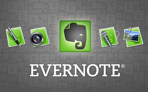 Nova Evernote aplikacija