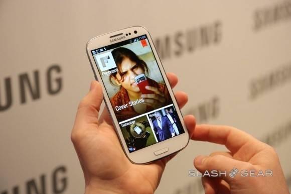 Flipboard za Android