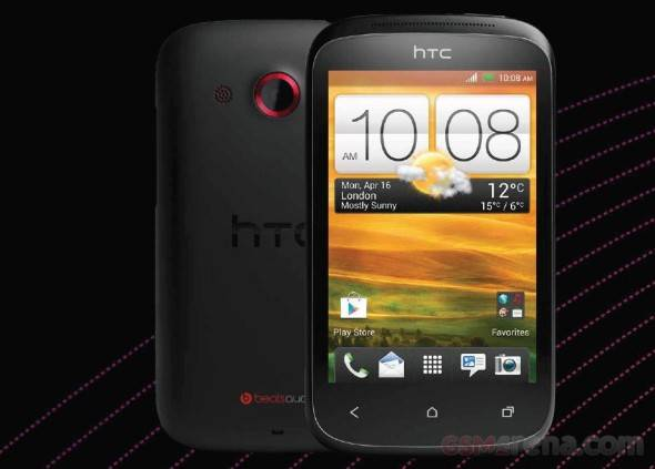 Novi leak HTC Golf telefona
