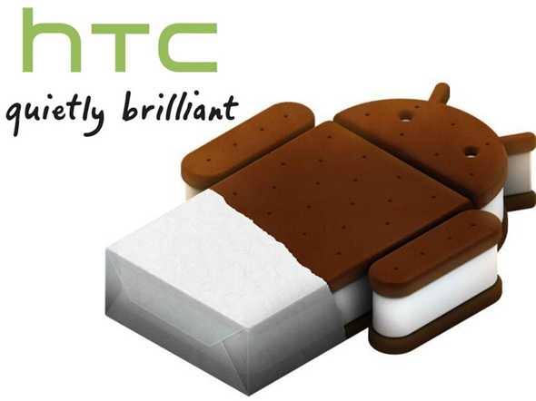 HTC obavio koji uređaji dobijaju ICS