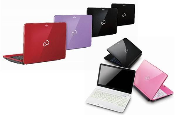 Novi Fujitsu laptopovi