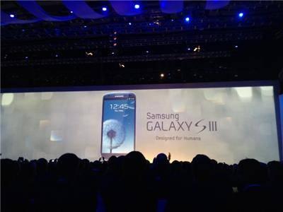 Opis Samsung Galaxy S3 telefona