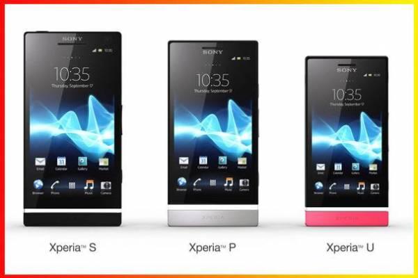 Nova Xperia linija dobija Android ICS