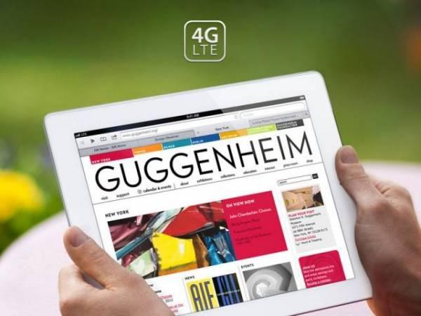iPad 3 ipak nije 4G
