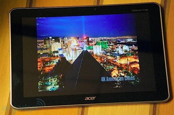 Acer Iconia Tab A700 izlazi u prodaju