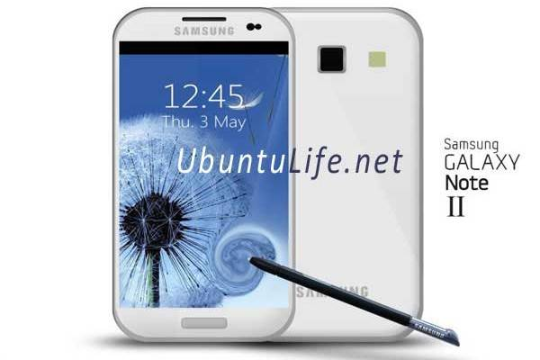 Samsung sprema Galaxy Note 2