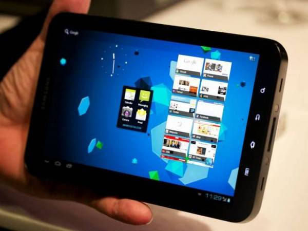 Google Nexus tablet u julu