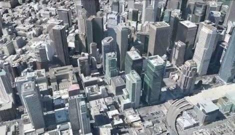 Nova Google maps aplikacija