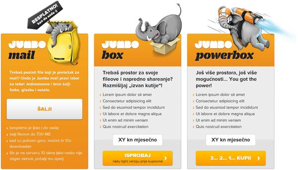 Novi konkurent Dropbox servisu