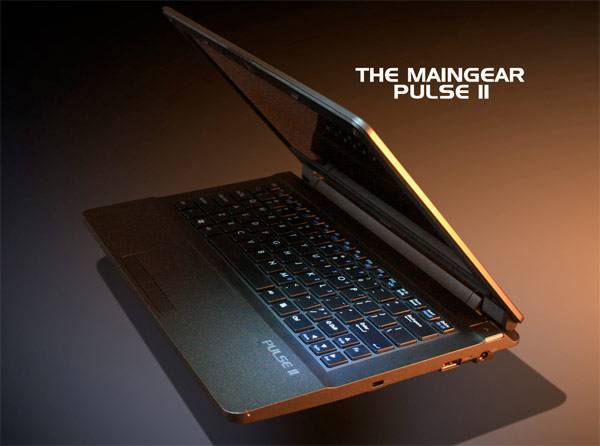 Maingear Pulse 11 gaming laptop