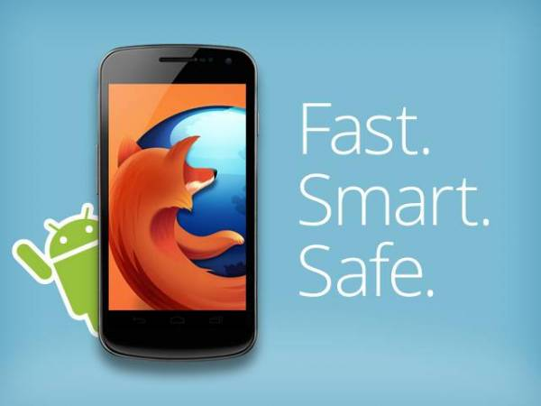 Mozilla objavljuje novi Firefox za Android