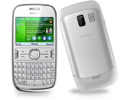 Nokia Asha 302 test