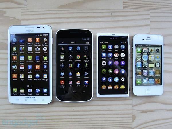 Samsung i Apple su uzeli 90% prihoda u prvom kvartalu