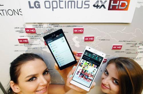 LG Optimus 4X HD dolazi u Evropu