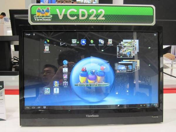 Masivan tablet od ViewSonic-a