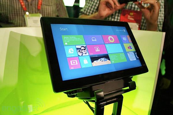 Windows 8 tableti na Computex sajmu