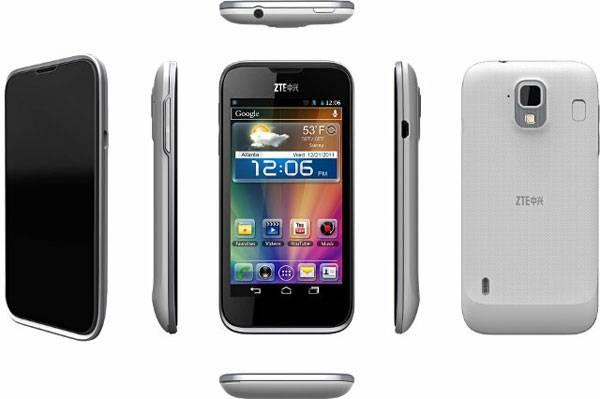 Novi LTE telefon od ZTE kompanije