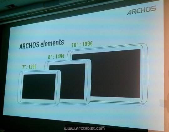 Archos ulazi u trku za jeftine, a dobre, tablete