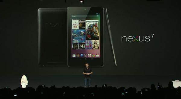 Google počinje da isporučuje Nexus 7 tablet van USA