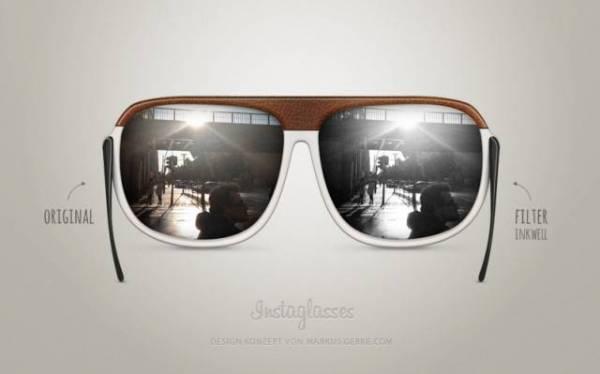 Instaglasses – zanimljiv koncept