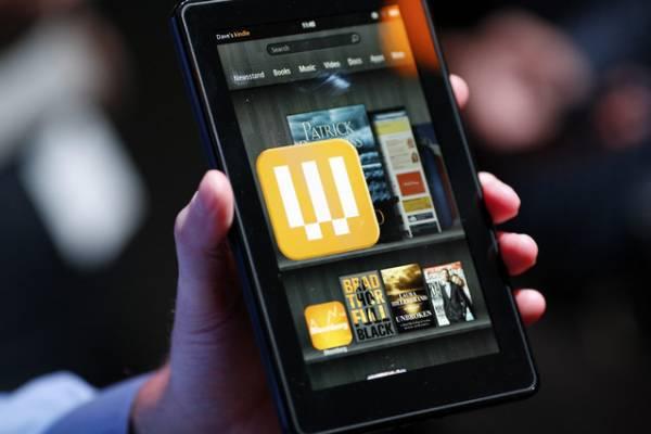 Nove Kindle Fire 2 glasine