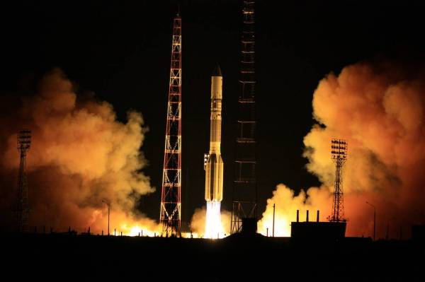 51. SES letelica uspešno lansirana u orbitu