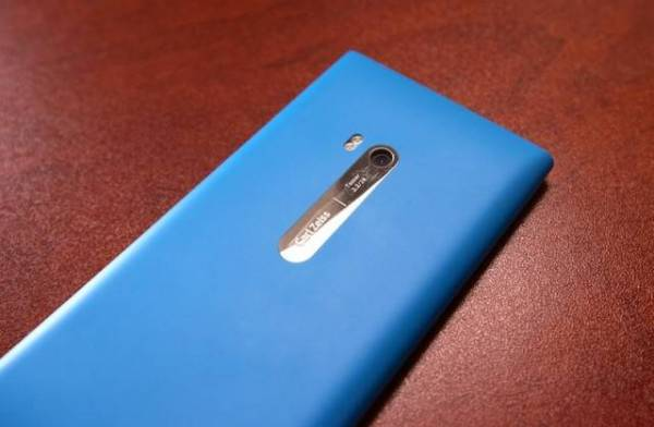 Nokia N9 test