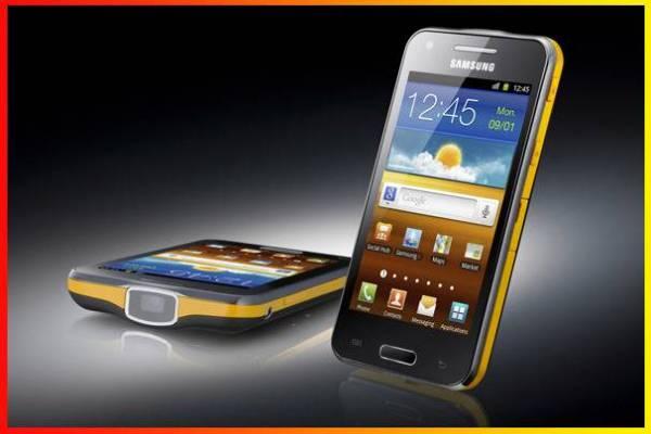 Samsung Galaxy Beam u prodaji
