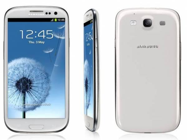 Tri nove Samsung Galaxy S3 reklame