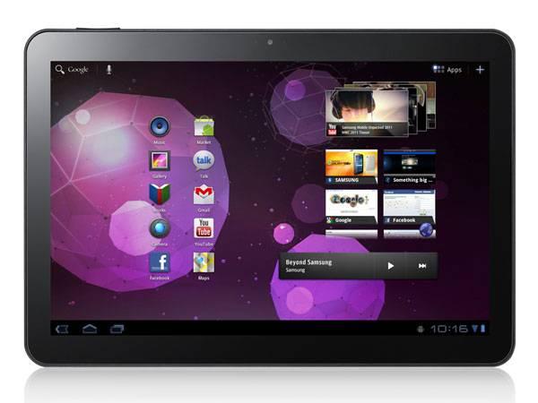 Samsung Galaxy Tab tableti dobijaju ICS