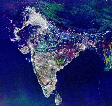 Pola Indije bez struje