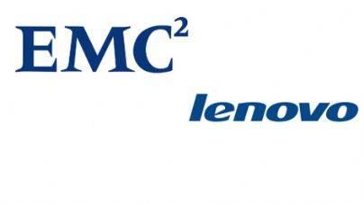 LENOVO i EMC započeli važno strateško partnerstvo