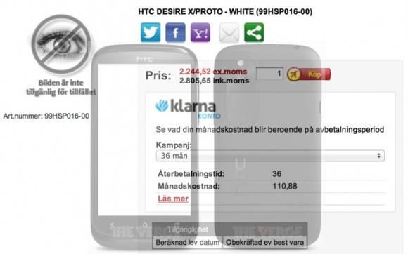 HTC Proto će biti prikazan na IFA sajmu u Berlinu