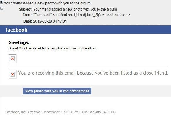 Facebook mejlovi sa virusom kruže internetom