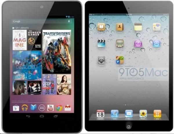 iPad mini će imati minimalni okvir sa strane ekrana