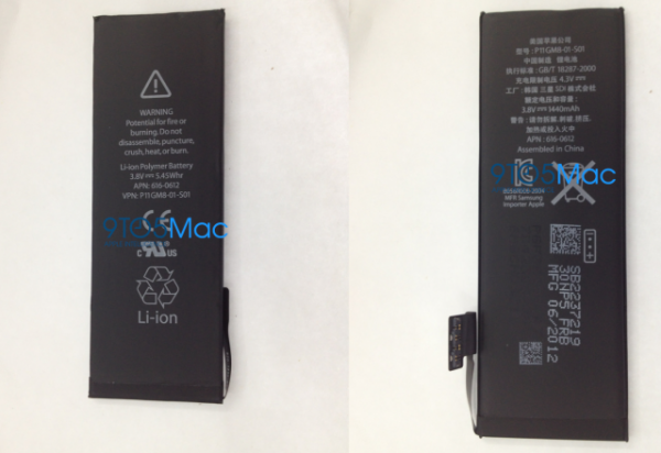 iPhone će imati veću bateriju