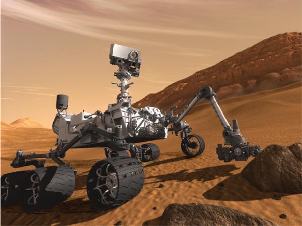 NASA lansirala još jedan land rover na Mars UPDATE: Sleteo je