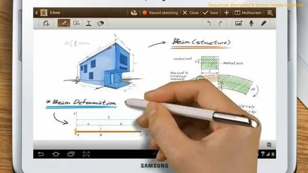 Samsung izbacio video Galaxy Note 10.1 tableta