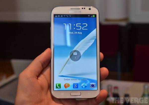 Samsung Galaxy Note II konačno je oficijalno predstavljen