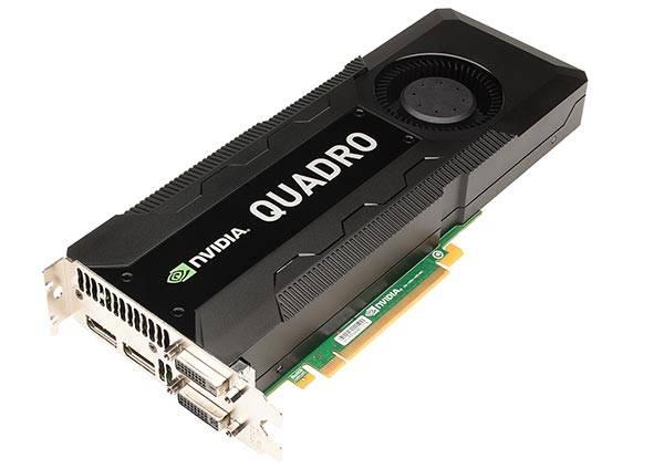 NVIDIA predstavlja Quadro K5000 GPU