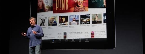 iTunes dobio novi dizajn