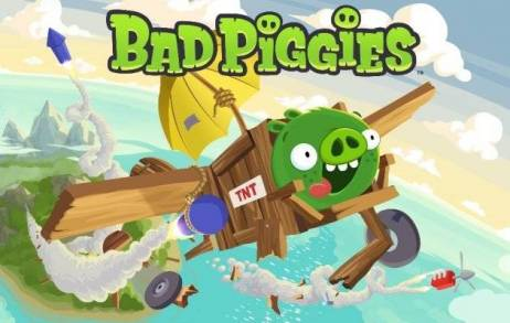 Bad Piggies are here